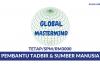 Global Mastermind ~ Pembantu Tadbir & Sumber Manusia