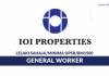 IOI Properties Group ~ General Worker