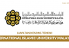 International Islamic University Malaysia (IIUM) ~ Medical Officer & Science Officer