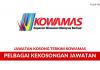 Koperasi Wawasan Malaysia (KOWAMAS) ~ Pelbagai Kekosongan Jawatan
