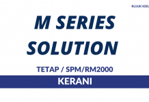 M Series Solution ~ Kerani
