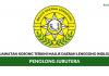 Majlis Daerah Lenggong ~ Penolong Jurutera