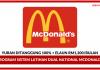 Program Sistem Latihan Dual National McDonalds (Yuran Ditanggung 100% + RM1,200/bulan)