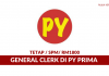 General Clerk Di PY Prima Enterprise