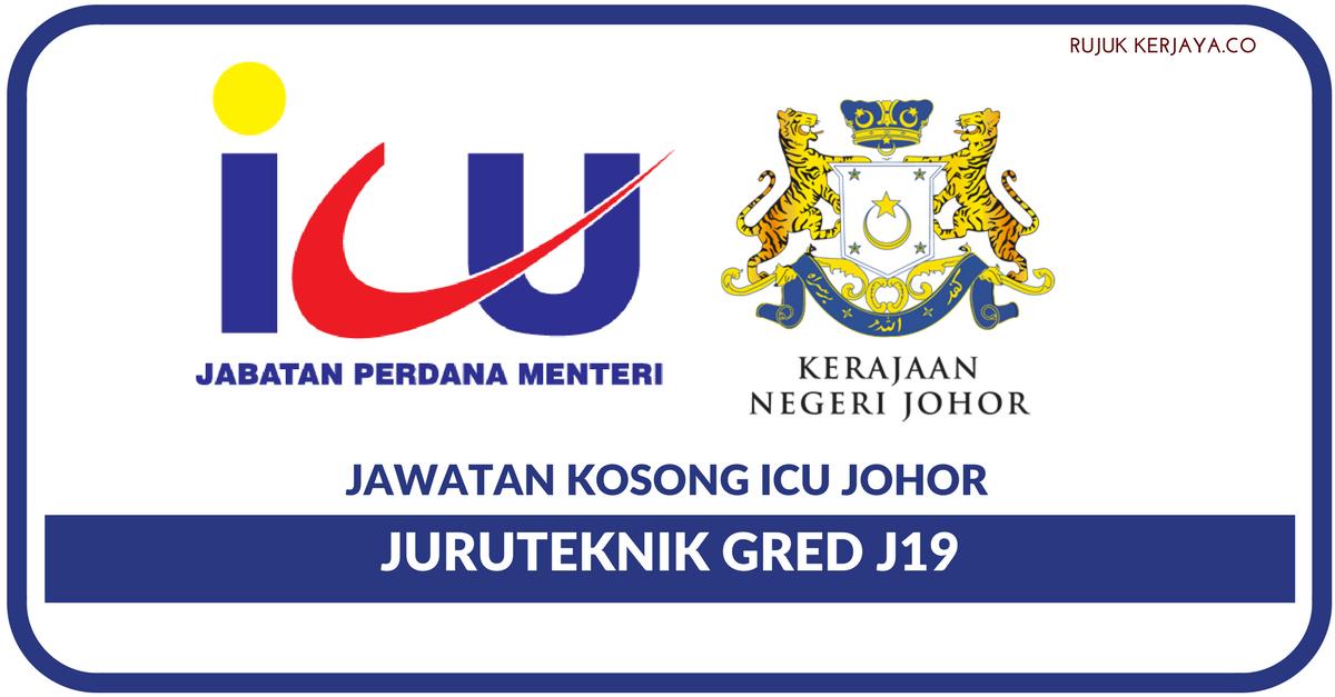Pejabat Pembangunan Persekutuan Negeri Johor Icu Johor Kerja Kosong Kerajaan