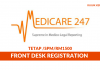 Supreme Medicare ~ Front Desk Registration