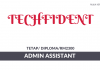 Admin Assistant Di Techfident