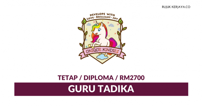 Unique Kindies ~ Guru Tadika