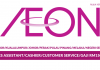 AEON ~ Minima SPM / Sales Assistant / Cashier / Customer Service/ Pelbagai Negeri /Gaji Rm1500++