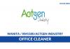 Actgen Industry ~ Office Cleaner