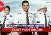 Permohonan Cadet Pilot Air Asia