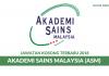 Akademi Sains Malaysia (ASM) ~ Pelbagai Kekosongan Jawatan