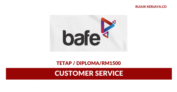 Bafe ~ Customer Service