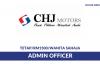 Chin Hin ~ Admin Officer