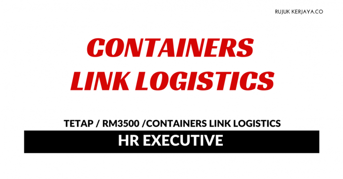 Containers Link Logistics ~ HR Executive