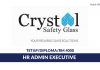 Crystal Safety Glass ~ HR Admin Executive