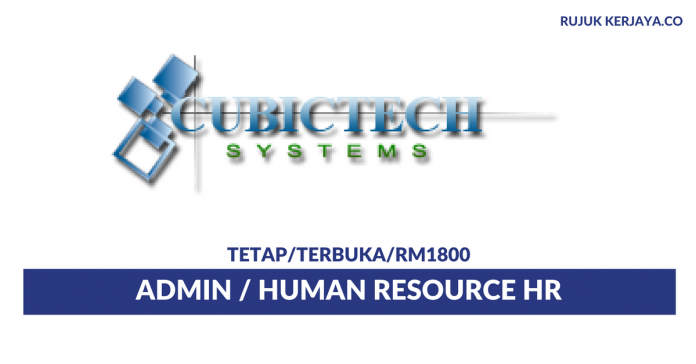 Cubictech Systems ~ Admin / Human Resources