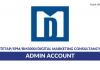 Digital Marketing Consultancy ~ Admin Account