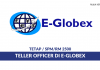 E-Globex ~ Teller Officer