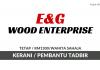 E&G Wood Enterprise ~ Kerani / Pembantu Tadbir