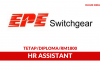 EPE Switchgear ~ HR Assistant