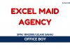 Excel Maid Agency ~ Office Boy
