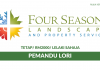 Four Seasons Landscape ~ Pemandu Lori