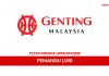 Pemandu Lori Di Genting Malaysia