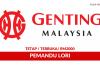 Pemandu Lori Di Genting Malaysia Berhad