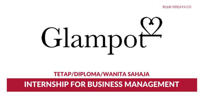 Glampot ~ Internship for Business Management