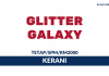 Kerani Glitter Galaxy