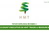 HMT Trade & Resources ~ Account Executive