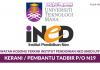 Institut Pendidikan Neo (iNED) UiTM ~ Kerani N19