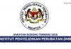 Institut Penyelidikan Perubatan (IMR) 2018