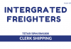 Intergrated Freighters ~ Clerk Shipping