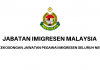 Jabatan Imigresen Malaysia ~ 799 Kekosongan Pegawai Imigresen Seluruh Negara
