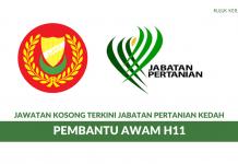Jabatan Pertanian Kedah
