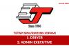 Jopami ~ Admin Executive