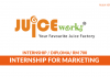 Internship For Marketing Di Juice Works