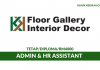 KK Floorcovering Resources ~ Admin & HR Assistant
