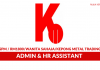 Kepong Metal Trading ~ Admin & HR Assistant