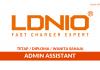 LDNIO ~ Admin Assistant