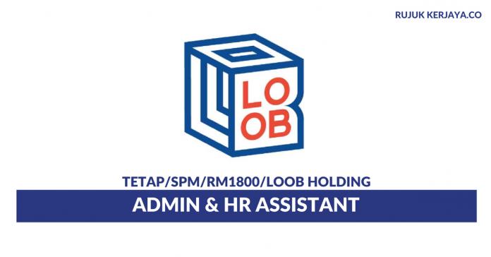Loob Holding ~ Admin