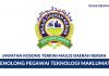 Majlis Daerah Kerian ~ Penolong Pegawai Teknologi Maklumat