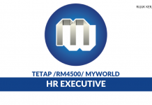 Myworld ~ HR Executive