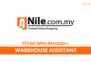 Warehouse Assistant Nile Store