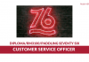 Paddling Seventy Six ~ Customer Service Officer