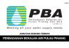 Perbadanan Bekalan Air Pulau Pinang (PBA) ~ Pelbagai Kekosongan Jawatan