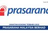 Prasarana Malaysia Berhad ~ Pelbagai Jawatan Kosong