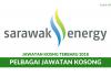 Sarawak Energy ~ Pelbagai Jawatan Terbaru 2018